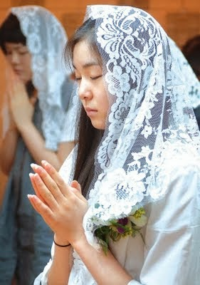 KimYuna praying