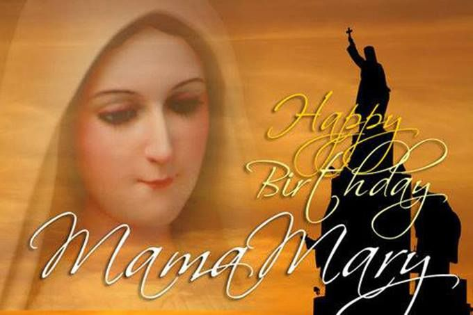 Mother Maria Birthday